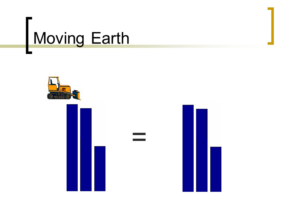 Moving Earth =