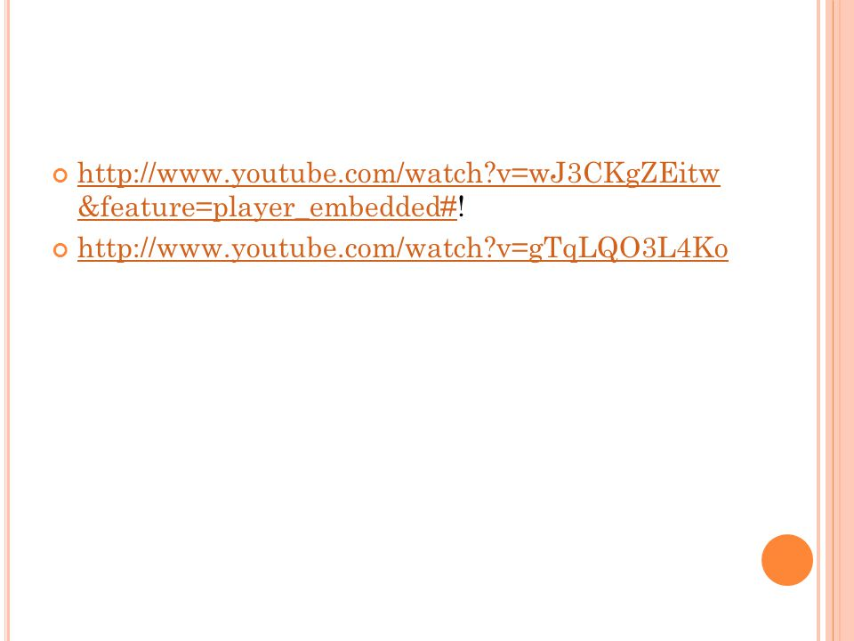 http://www.youtube.com/watch v=wJ3CKgZEitw &feature=player_embedded#!