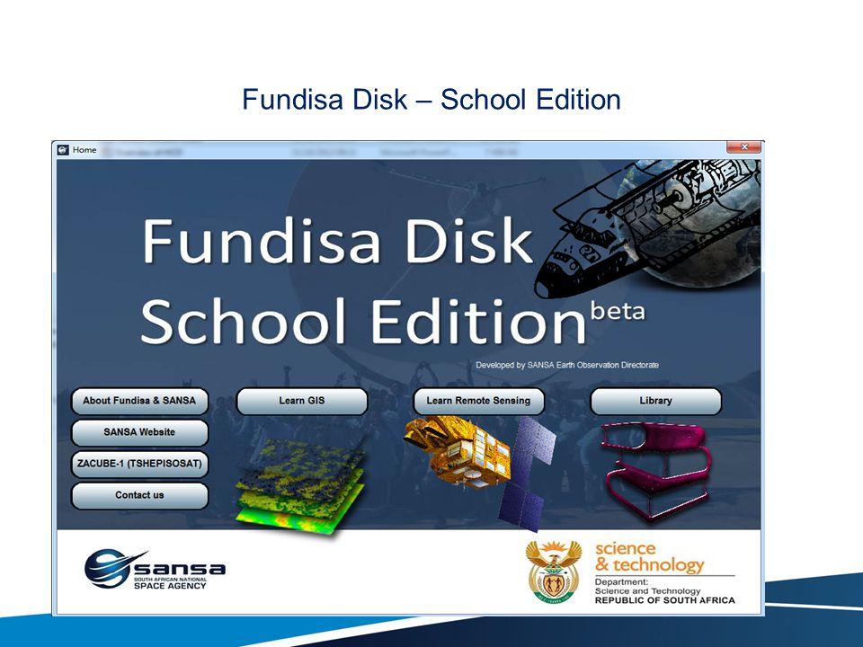 Fundisa Disk – School Edition