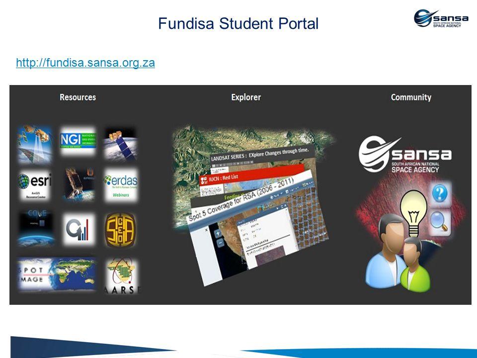 Fundisa Student Portal