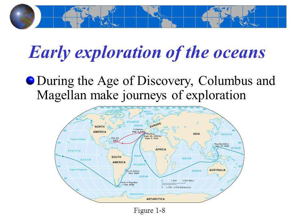 """The Age Of Reconnaissance Discovery Exploration And: Chapter 1 Introduction To Planet """"Earth"""""""