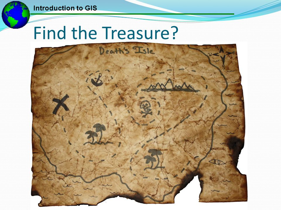 Find the Treasure ©2008 Austin Troy