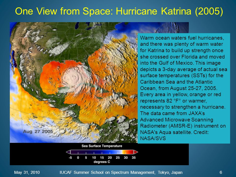 One View from Space: Hurricane Katrina (2005)