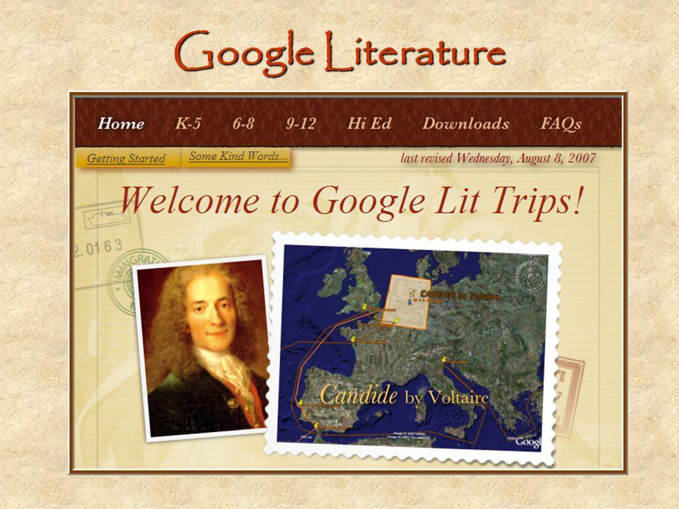Google Literature