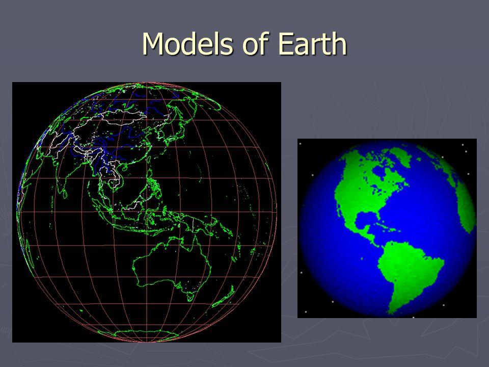 Models of Earth