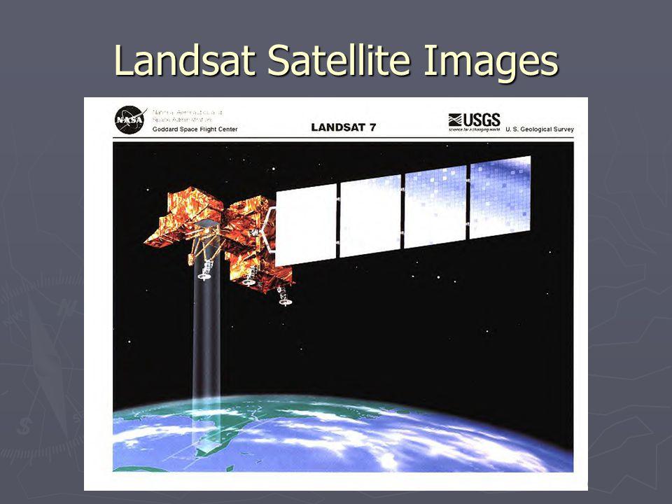 Landsat Satellite Images
