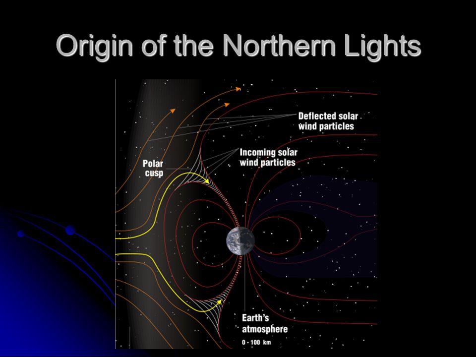 Origin of the Northern Lights