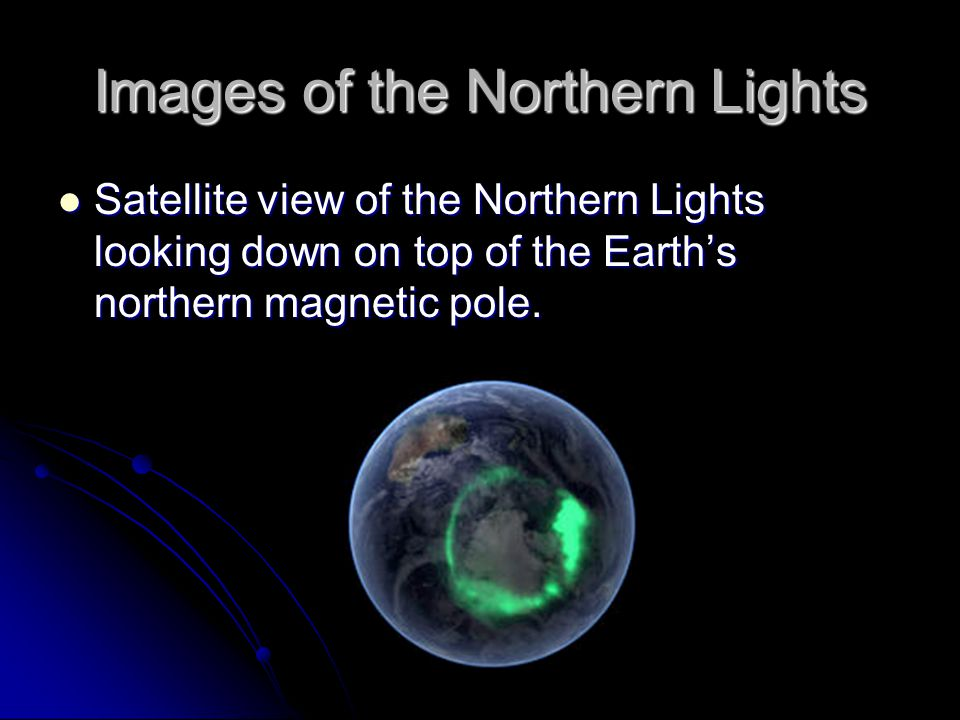Images of the Northern Lights