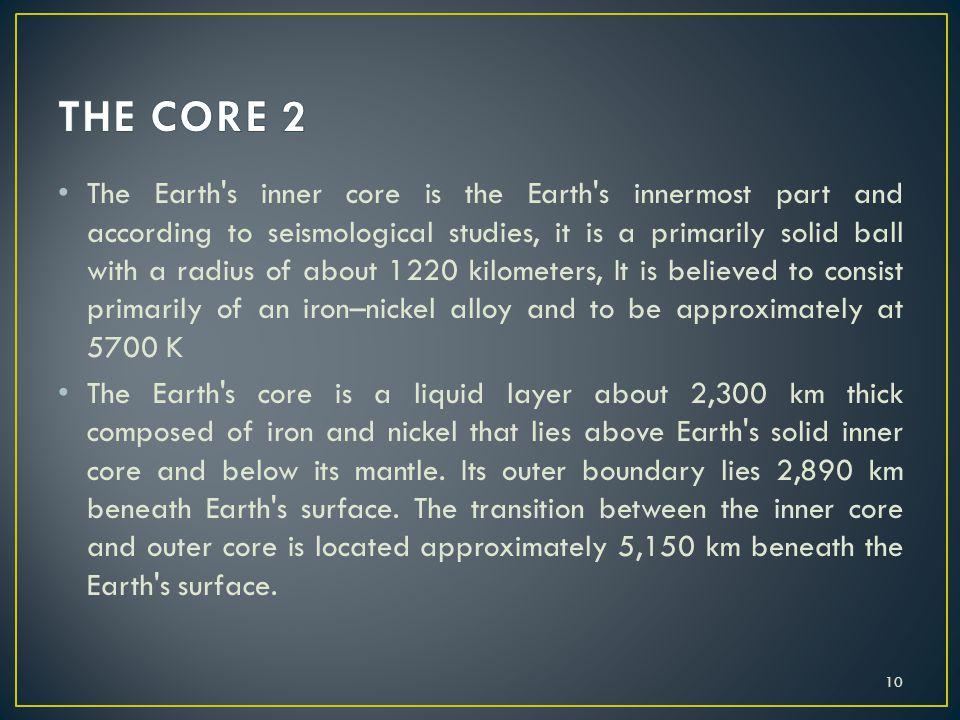 THE CORE 2