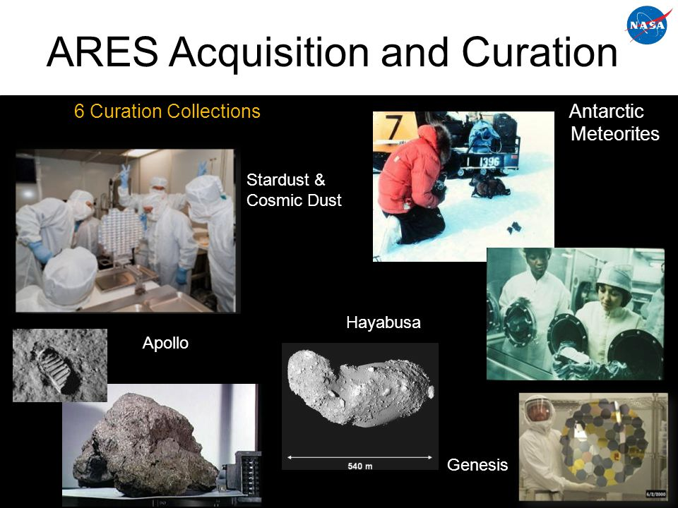 ARES Acquisition and Curation