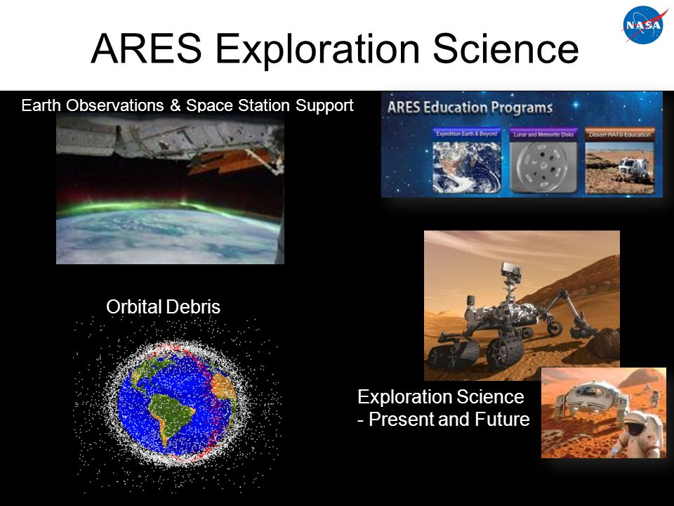 ARES Exploration Science