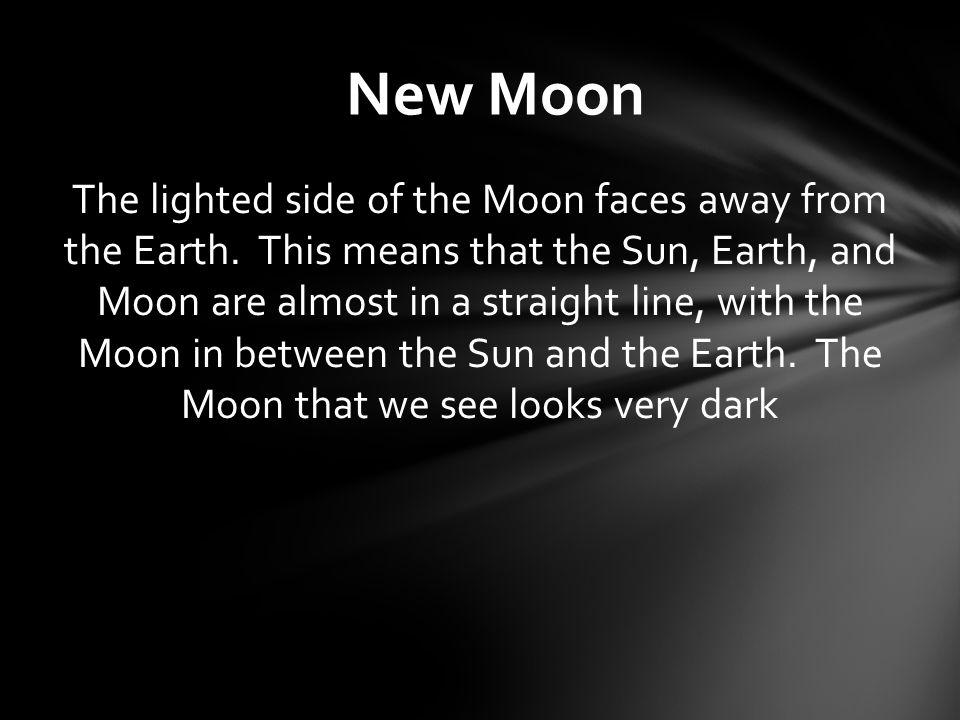 New MoonNew Moon