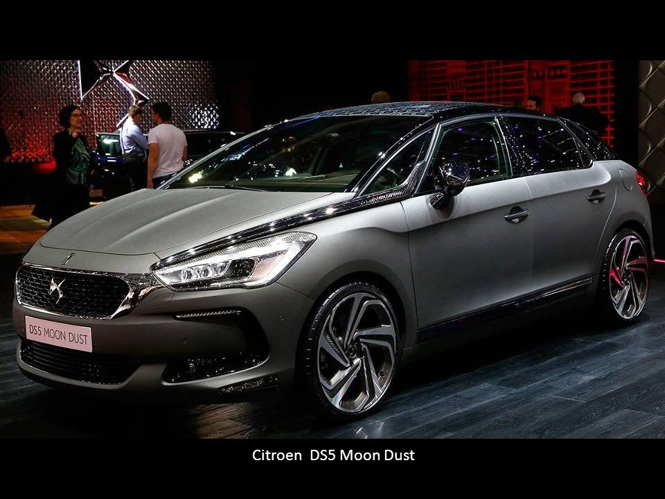 Citroen DS5 Moon Dust