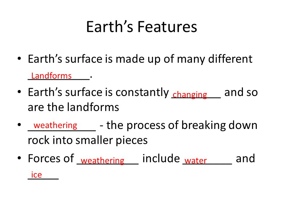 earth surface processes and landforms pdf