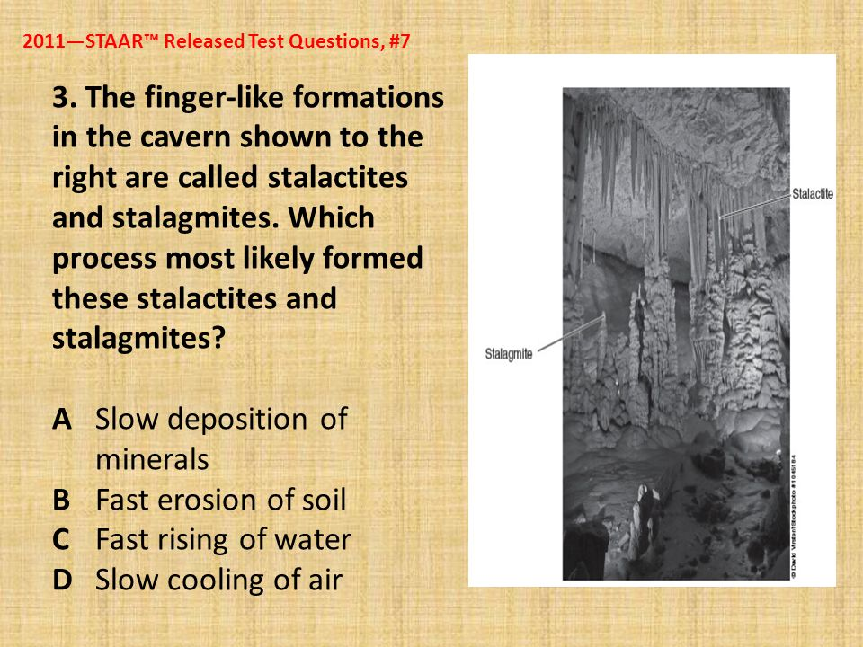 2011—STAAR™ Released Test Questions, #7