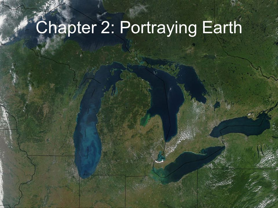 Chapter 2: Portraying Earth