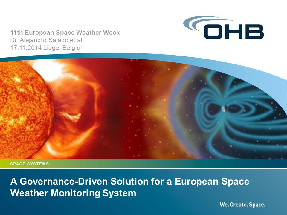 11th European Space Weather Week