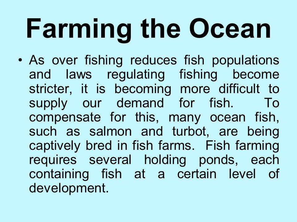 Farming the Ocean