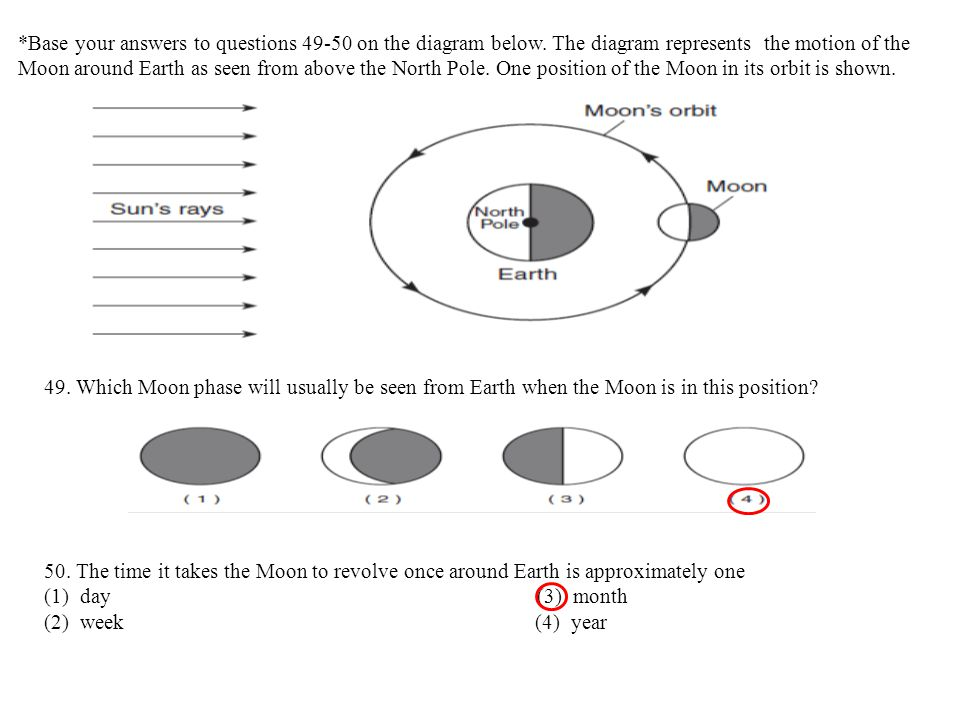 Base your answers to questions 49-50 on the diagram below