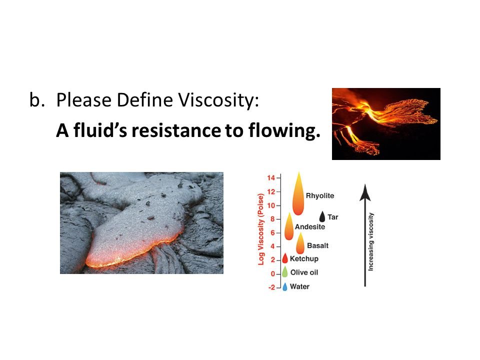 Please Define Viscosity: