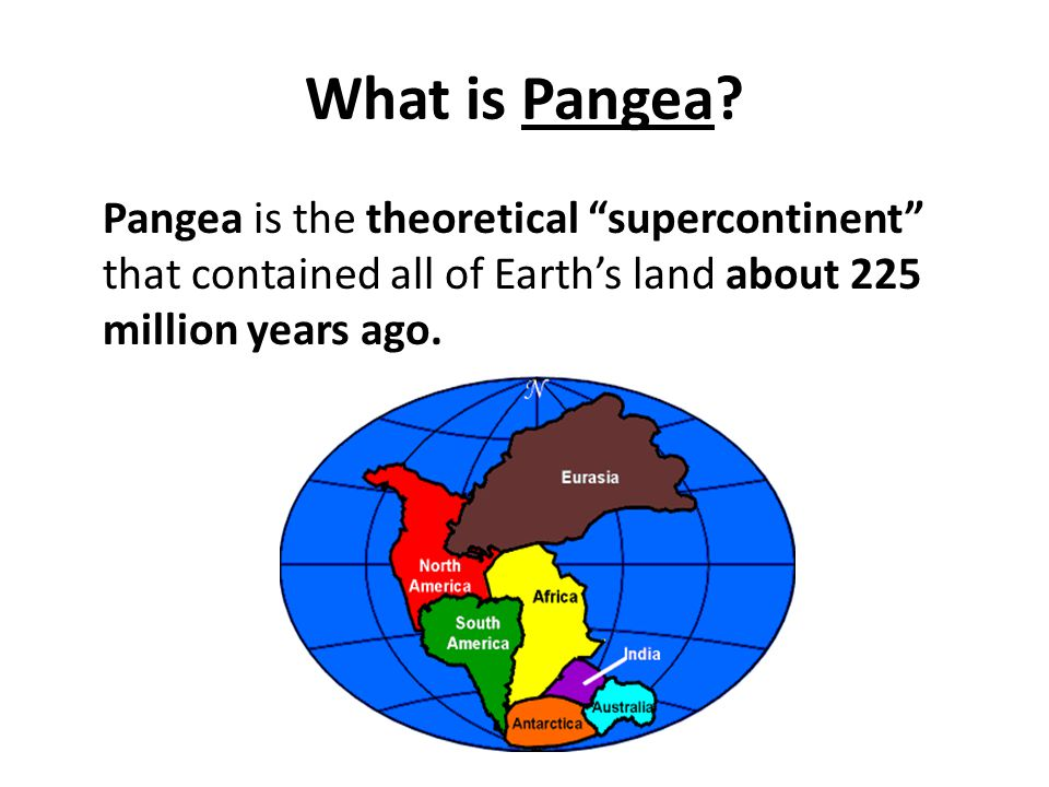 What is Pangea.