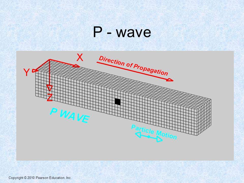 P - wave