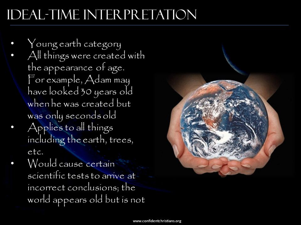 Ideal-Time Interpretation