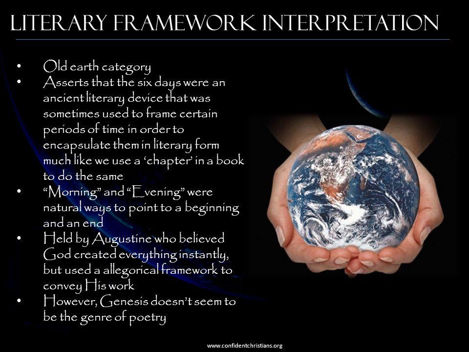 Literary Framework Interpretation