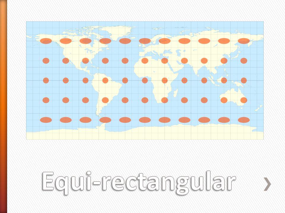 Equi-rectangular