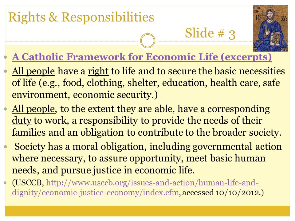 Rights & Responsibilities Slide # 3