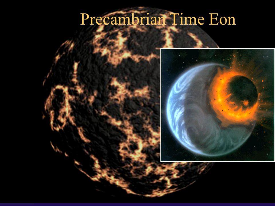 Precambrian Time Eon