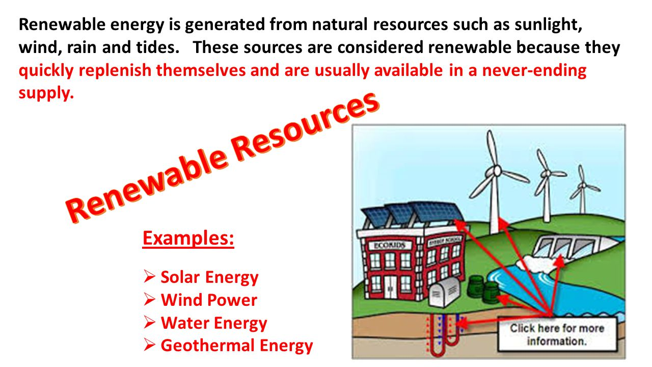 Earth Science Natural Resources Ppt