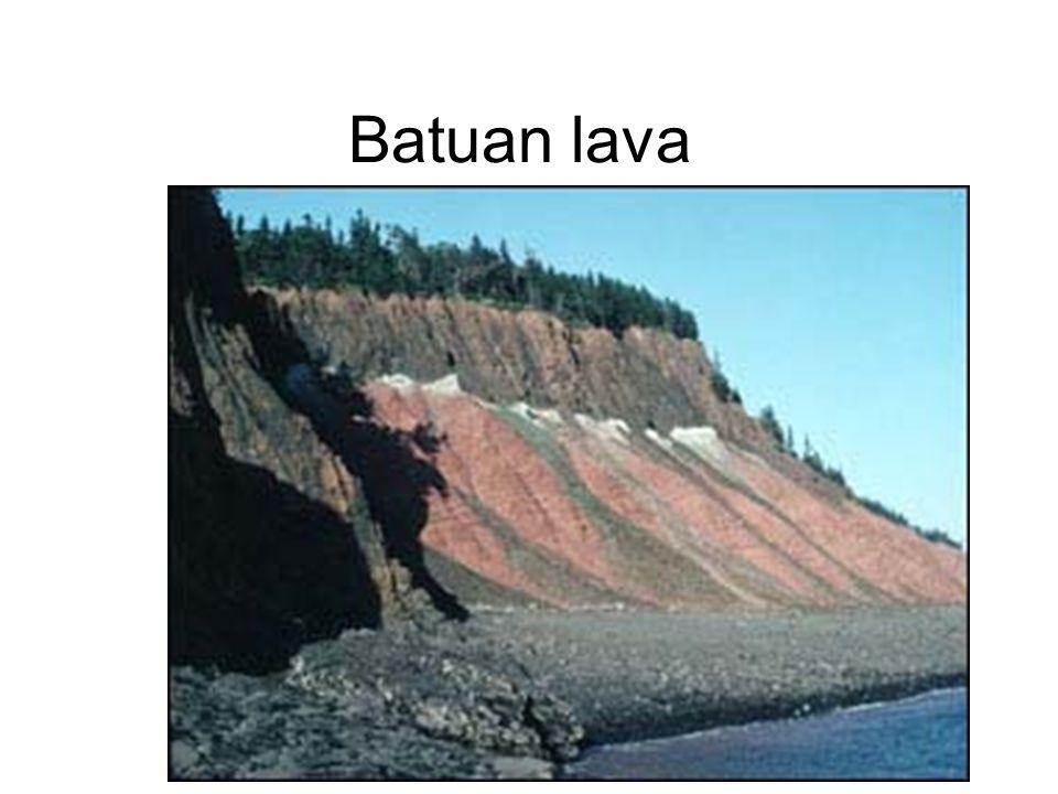 Batuan lava