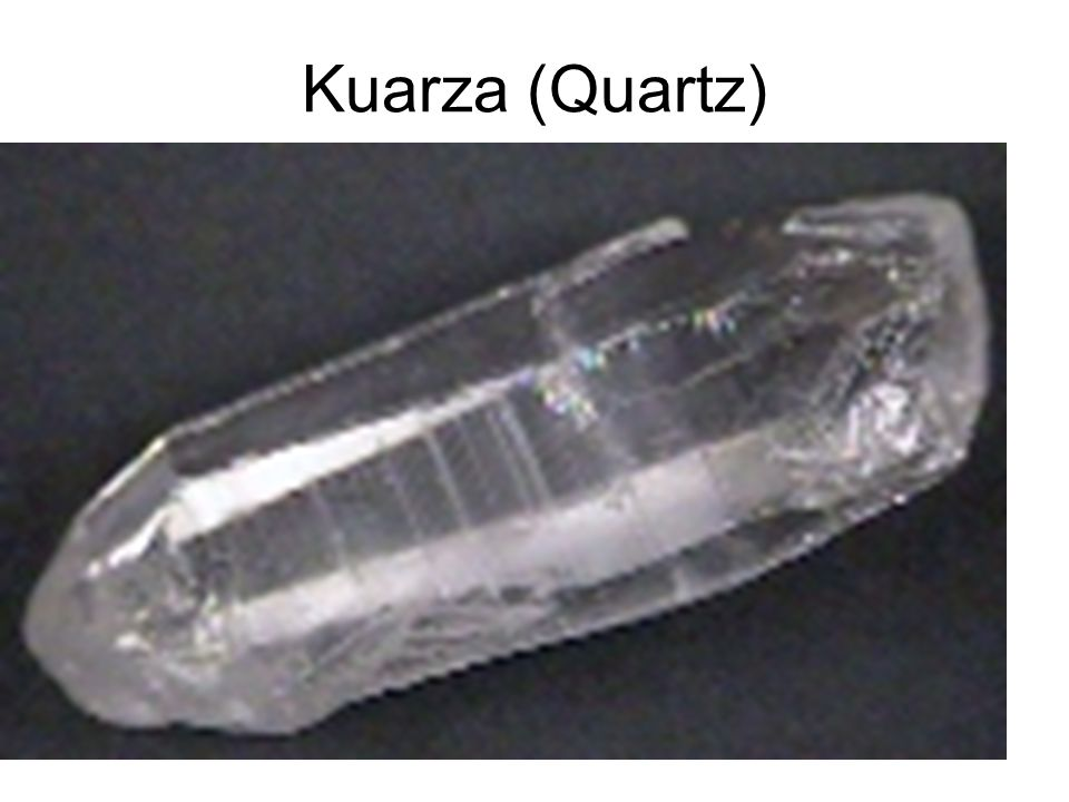 Kuarza (Quartz)