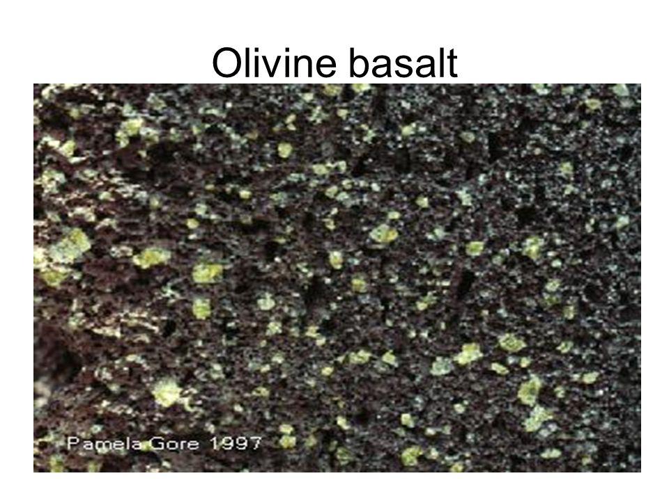 Olivine basalt