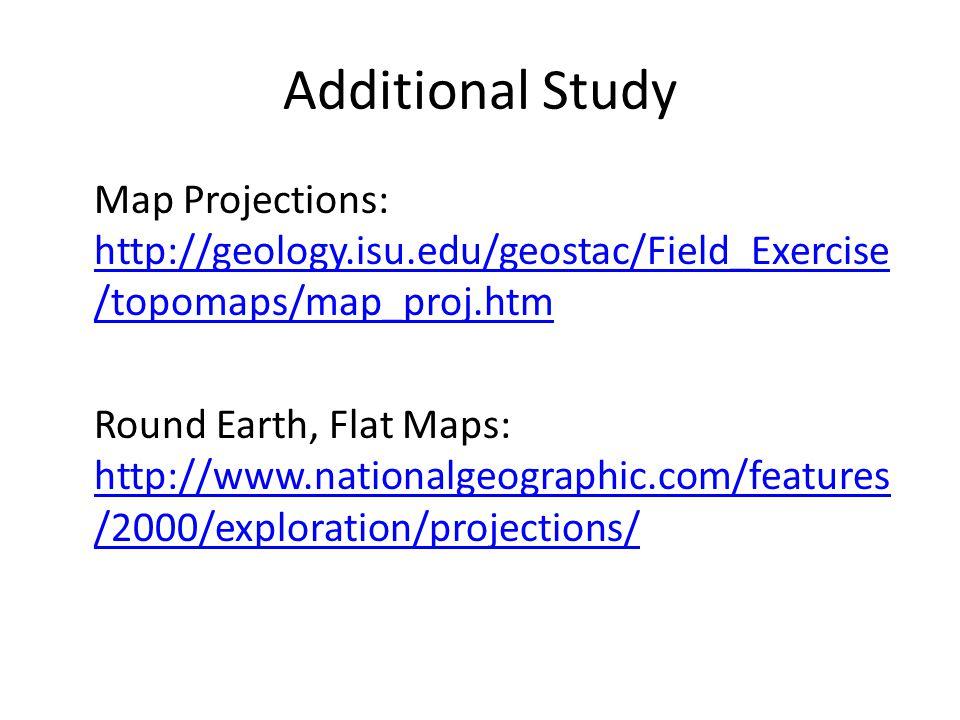 Additional Study
