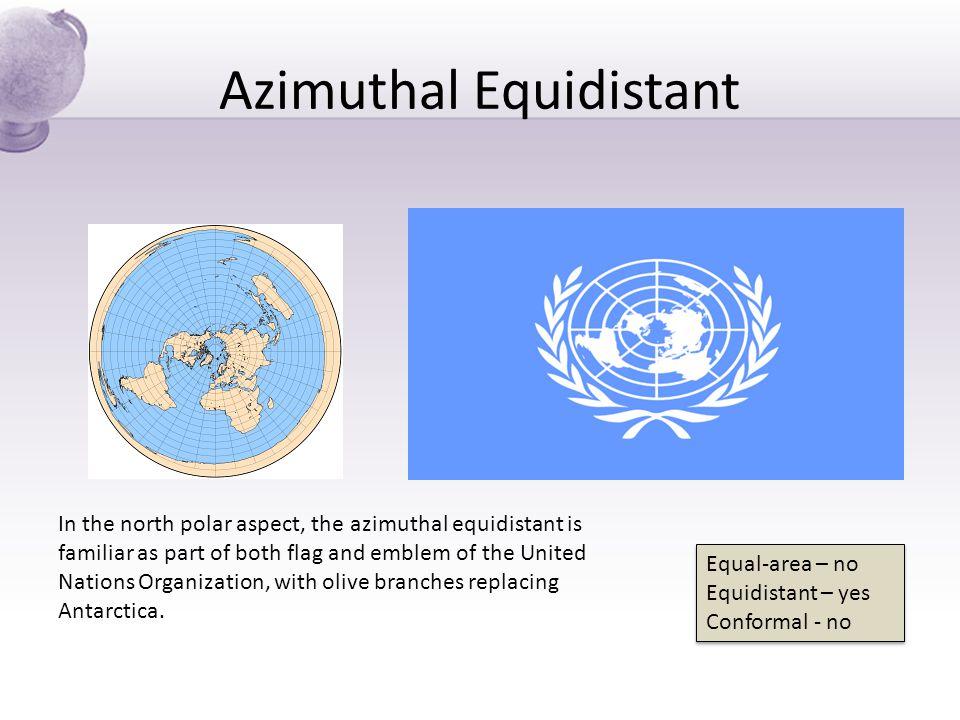 Azimuthal Equidistant