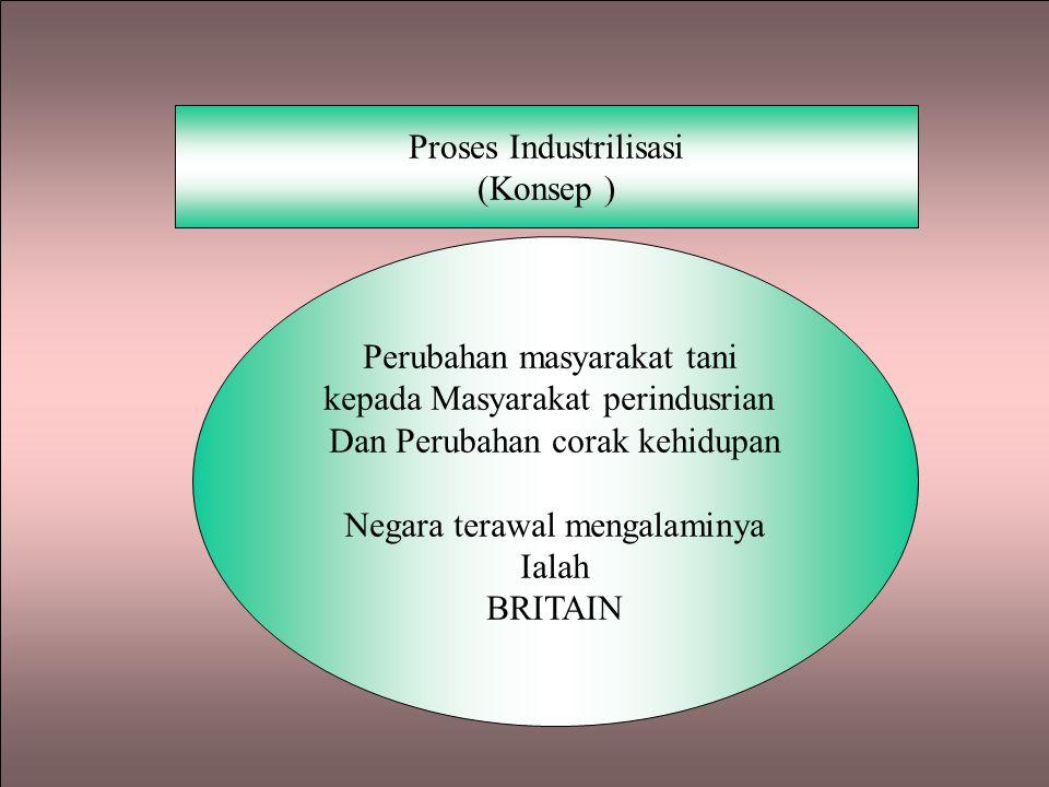 Proses Industrilisasi (Konsep )