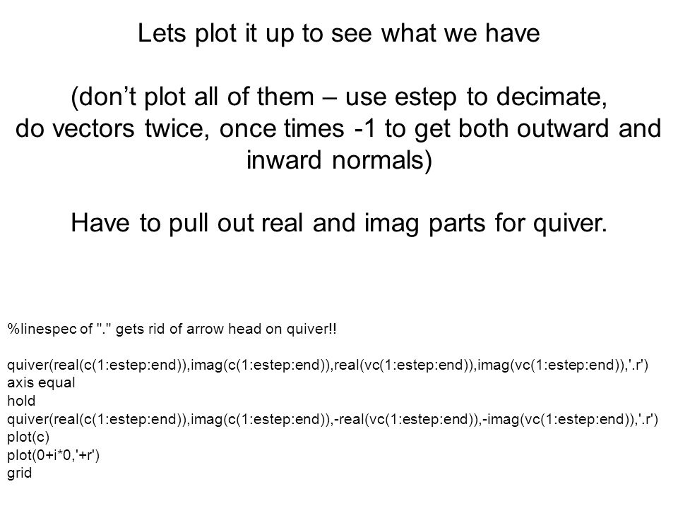 Lets plot it up to see what we have