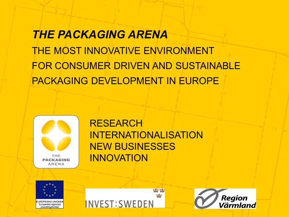 THE PACKAGING ARENA THE MOST INNOVATIVE ENVIRONMENT