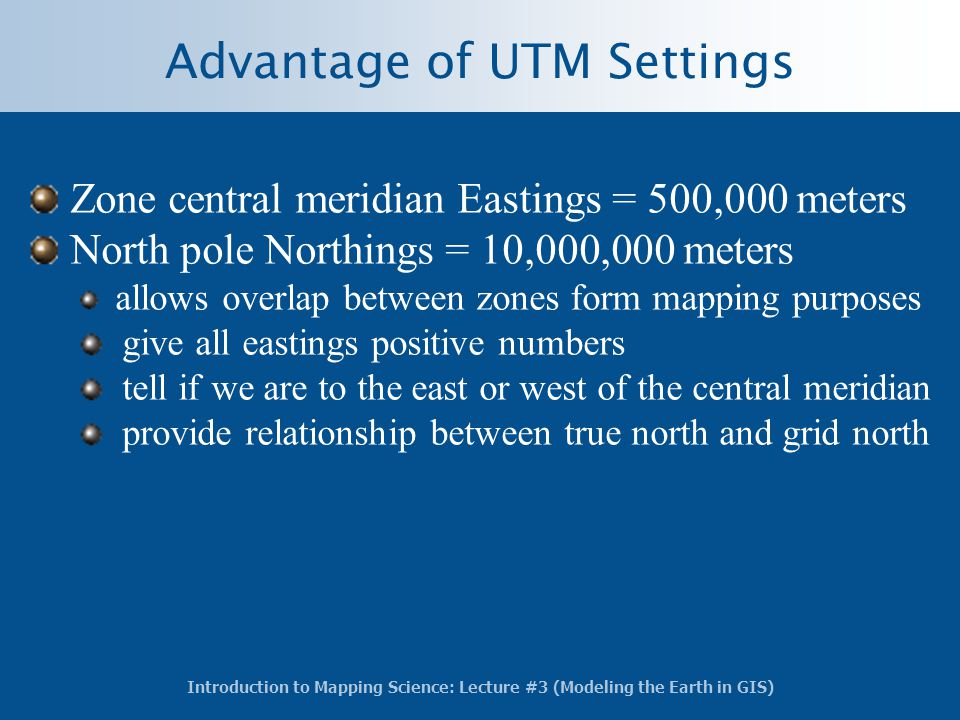 Advantage of UTM Settings
