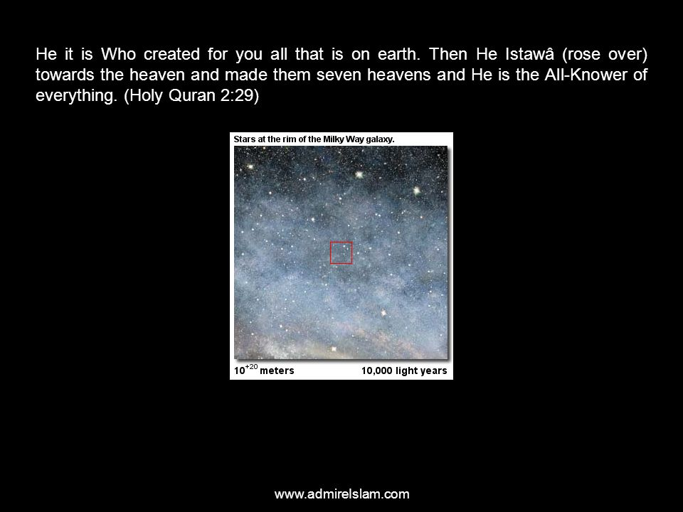 He it is Who created for you all that is on earth