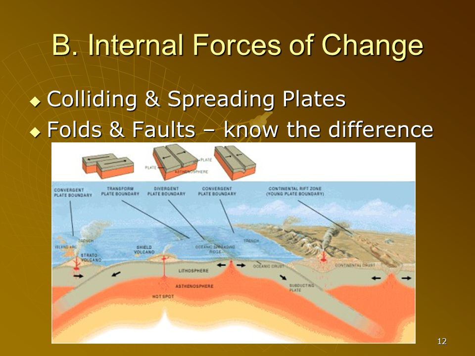 B. Internal Forces of Change