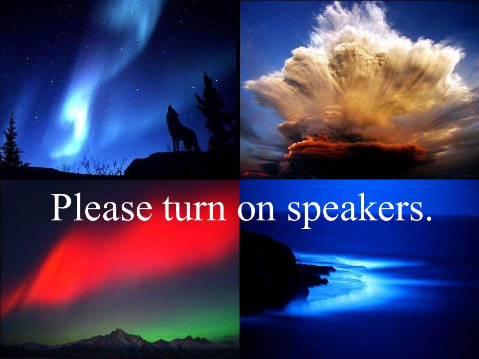 Please turn on speakers.