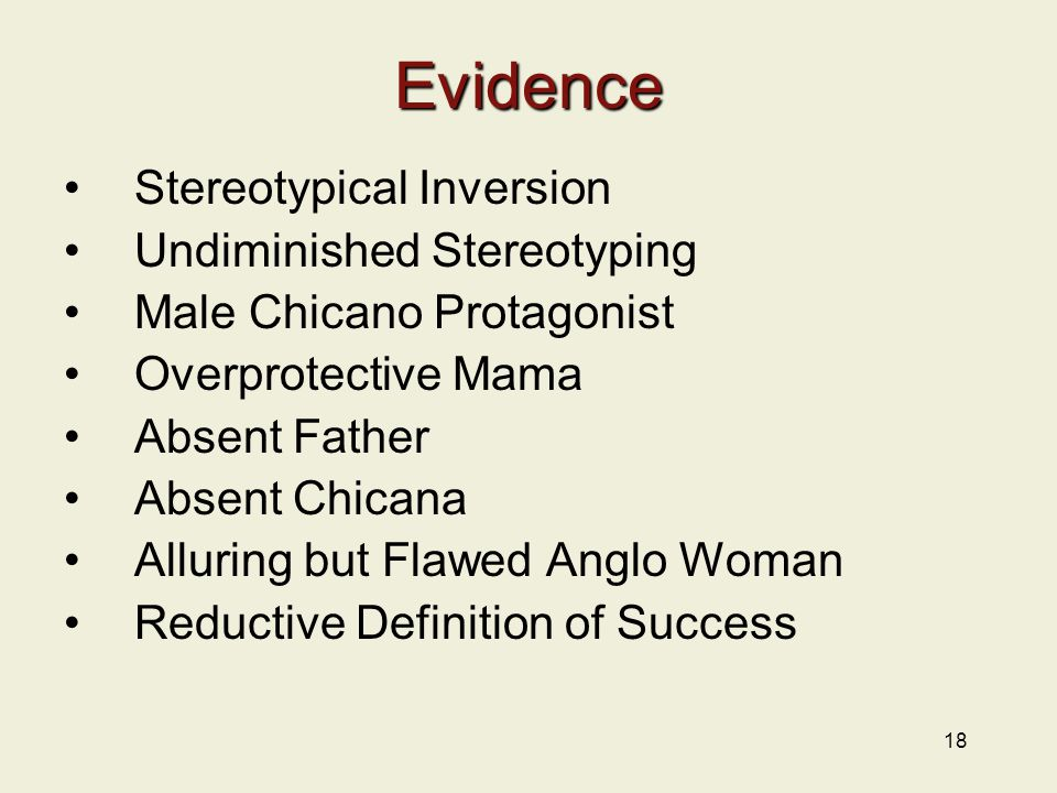 Evidence Stereotypical Inversion Undiminished Stereotyping