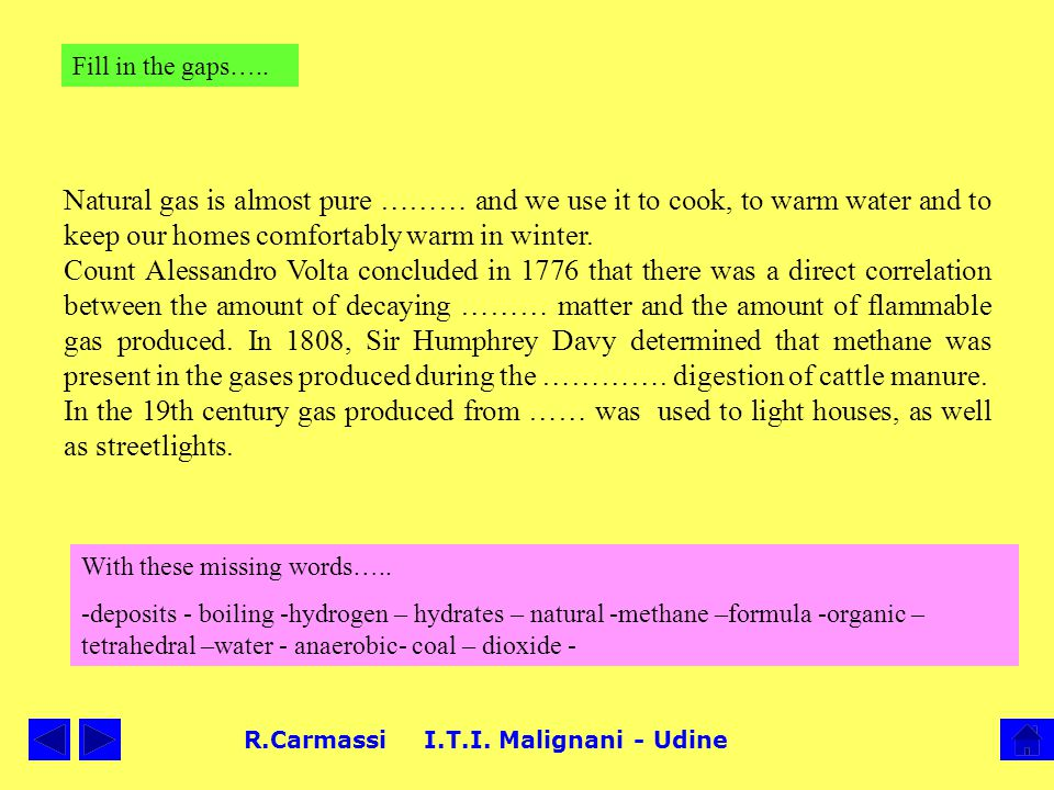 R.Carmassi I.T.I. Malignani - Udine