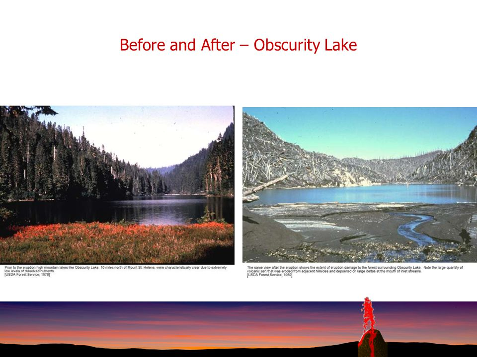 Before and After – Obscurity Lake
