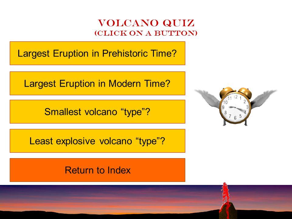 Volcano Quiz (Click on a button)