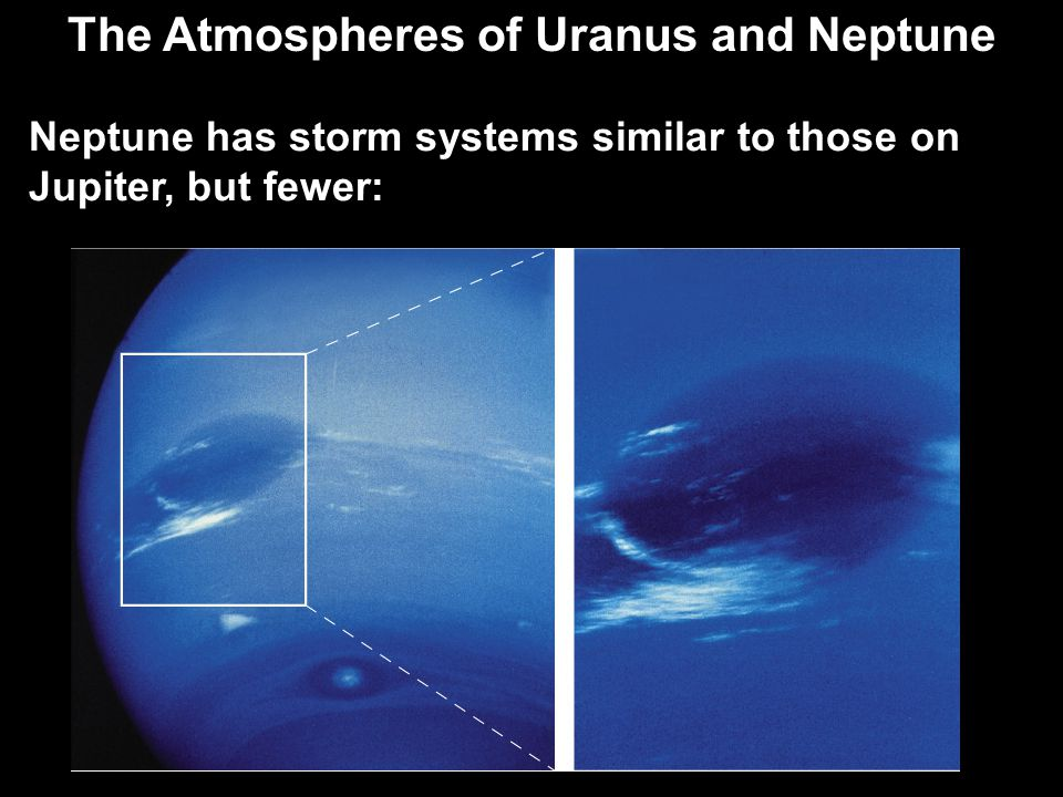 The Atmospheres of Uranus and Neptune