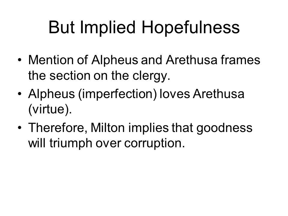 But Implied Hopefulness